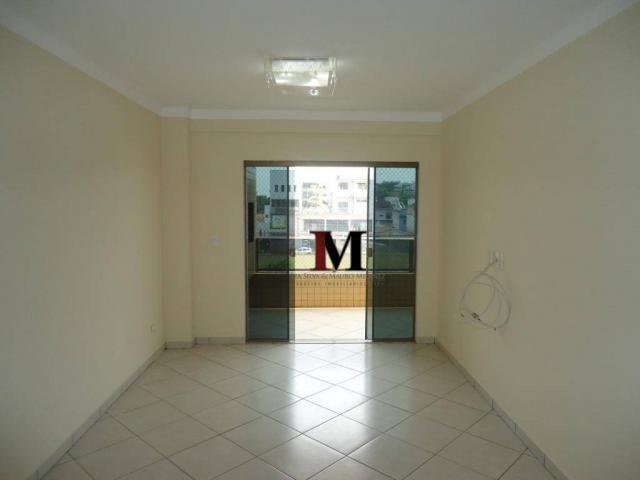 Alugamos apartamento com 3 quartos sendo 1 com armarios - Foto 5