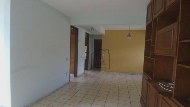 Apartamento com 2 dormitórios à venda, 100 m² por R$ 130.000 - Praia do Meio - Natal/RNApa - Foto 6