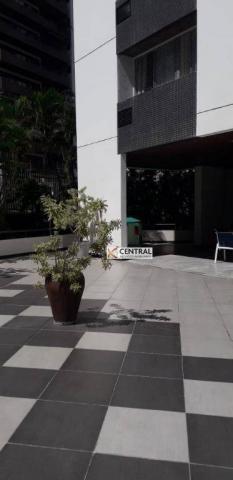 Apartamento com 3 dormitórios para alugar, 120 m² por R$ 2.000,00/mês - Caminho das Árvore - Foto 4