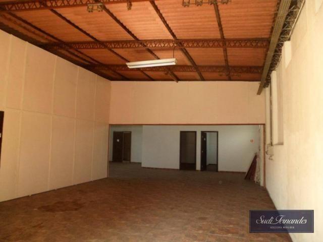 Barracão para alugar, 240 m² por R$ 3.500/mês - Bom Jesus - São José dos Pinhais/PR - Foto 2