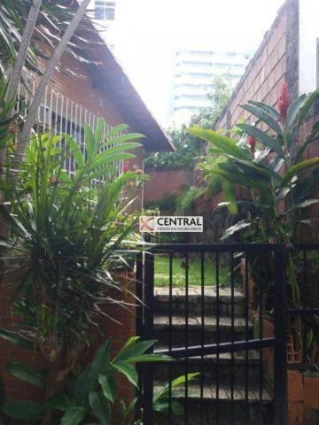 Casa com 3 dormitórios para alugar, 280 m² por R$ 10.000/mês - Jardim Apipema - Salvador/B - Foto 4