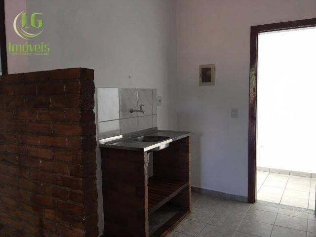 Kitnet residencial para locação, Engenho do Mato, Niterói. - Foto 9