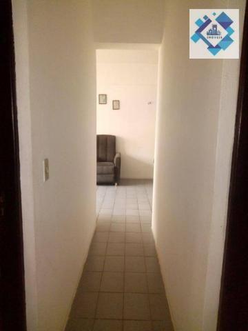 Apartamento, sul nascente, 6 m² na Aldeota. - Foto 10