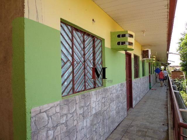 Alugamos apartamento com 2 quartos atras da TV Rondonia