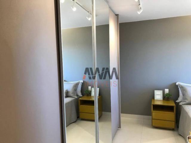 Apartamento com 2 dormitórios à venda, 66 m² por R$ 306.000 - Setor Coimbra - Goiânia/GO - Foto 7