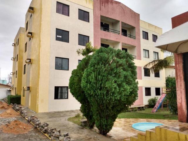 Apartamento com 3 dormitórios à venda, 72 m² por R$ 180.000 - Nova Parnamirim - Parnamirim - Foto 4