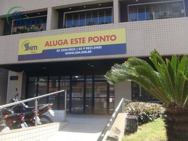 Loja comercial para locação, Meireles, Fortaleza.