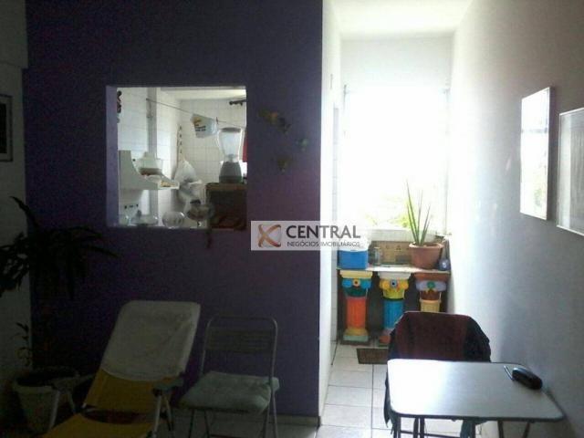 Apartamento com 1 dormitório à venda, 40 m² por R$ 240.000 - Pituba - Salvador/BA - Foto 2