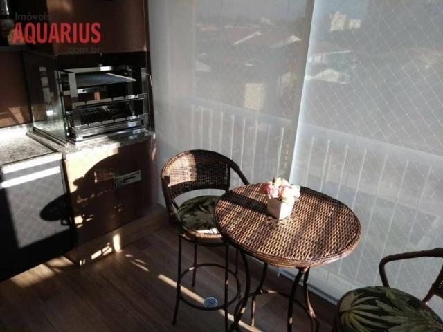 Apartamento com 2 dormitórios à venda, 75 m² por R$ 446.900 - Jardim das Indústrias - São  - Foto 15