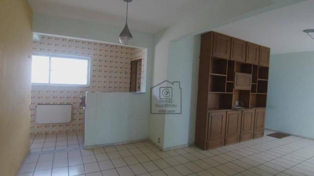 Apartamento com 2 dormitórios à venda, 100 m² por R$ 130.000 - Praia do Meio - Natal/RNApa - Foto 3