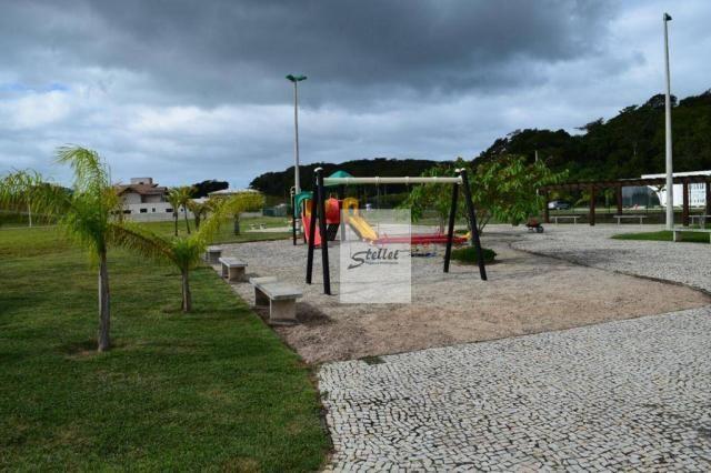 Terreno à venda, 435 m² por R$ 130.000,00 - Extensão do Bosque - Rio das Ostras/RJ - Foto 6