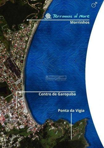TERRAZZAS AL  MARE!!! CASAS  3 E 4 SUÍTES, BEIRA MAR DE GAROPABA, COM VISTA ESPETACULAR PA - Foto 3