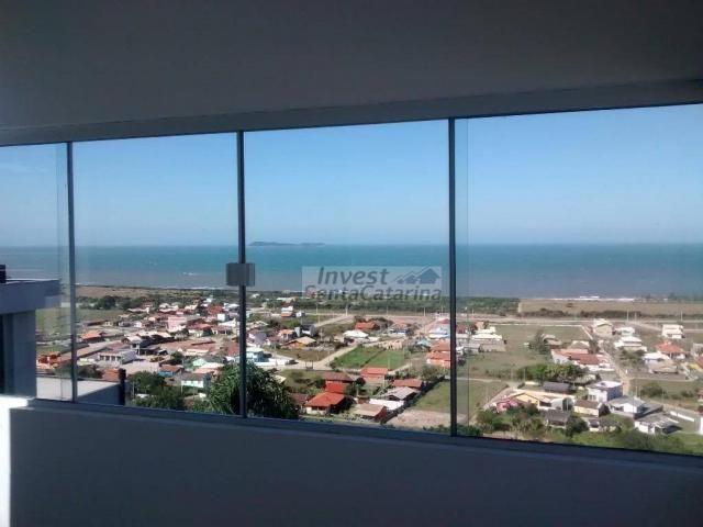 Excelente residencia em praia da Gamboa com vista espetacular, ótima construção, casa nova - Foto 15