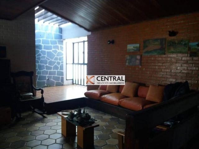 Casa com 3 dormitórios para alugar, 280 m² por R$ 10.000/mês - Jardim Apipema - Salvador/B