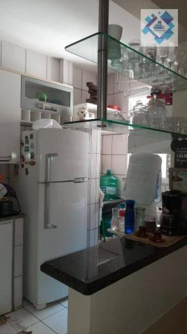 Apartamento com 2 dormitórios à venda, 48 m² por R$ 160.000 - Passaré - Fortaleza/CE