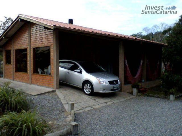 Linda pousada em Garopaba,  6 casas de 1 e 2 dormitórios, área de 12.000 m², arborizada. - Foto 11