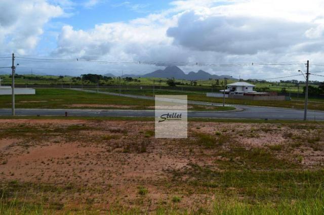 Terreno à venda, 435 m² por R$ 130.000,00 - Extensão do Bosque - Rio das Ostras/RJ - Foto 11