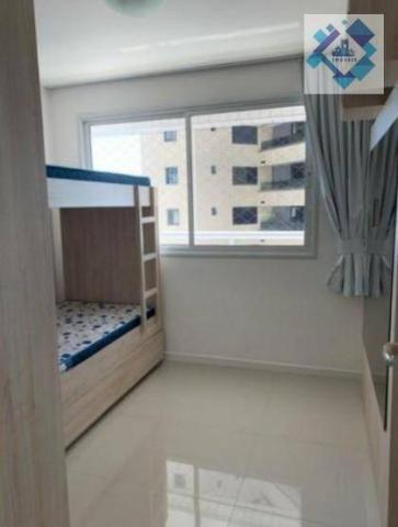 Apartamento com 2 dormitórios à venda, 68 m² por R$ 660.000 - Meireles - Fortaleza/CE - Foto 11