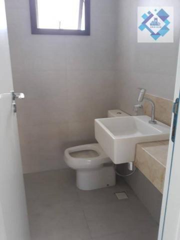 Apartamento com 4 dormitórios à venda, 235 m² por R$ 2.000.000 - Meireles - Fortaleza/CE - Foto 19