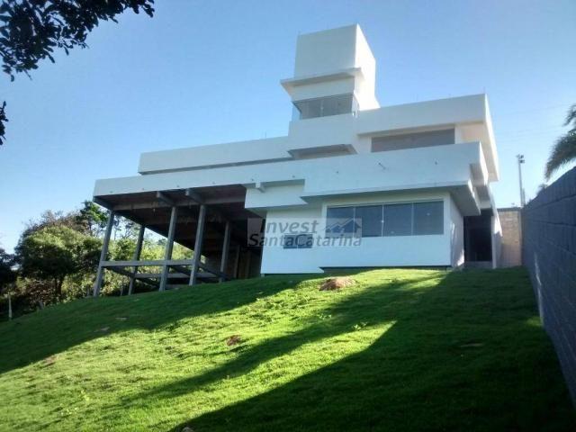 Excelente residencia em praia da Gamboa com vista espetacular, ótima construção, casa nova - Foto 2
