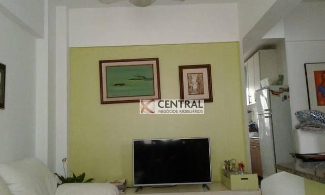Apartamento com 1 dormitório à venda, 55 m² por R$ 230.000 - Pituba - Salvador/BA - Foto 7