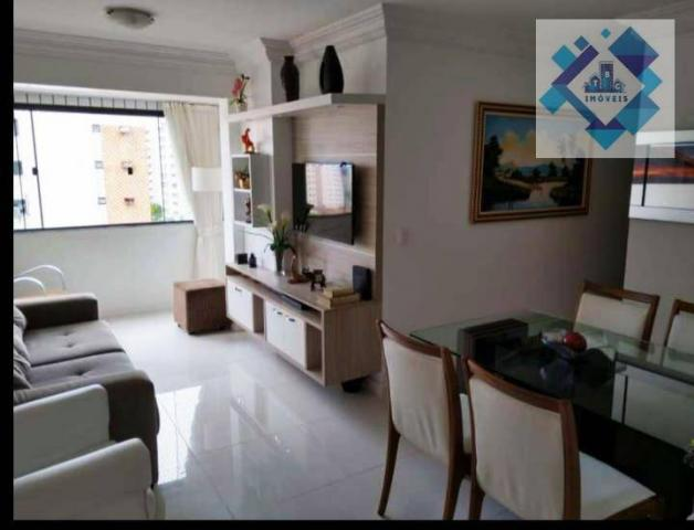 Apartamento com 3 dormitórios à venda, 65 m² por R$ 360.000 - Meireles - Fortaleza/CE - Foto 11