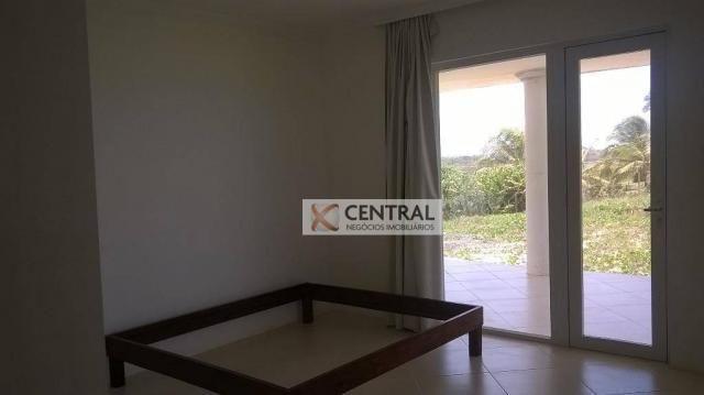 Casa residencial para venda e locação, Arembepe, Camaçari - CA0133. - Foto 12