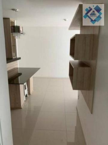 Apartamento com 2 dormitórios à venda, 68 m² por R$ 660.000 - Meireles - Fortaleza/CE - Foto 9
