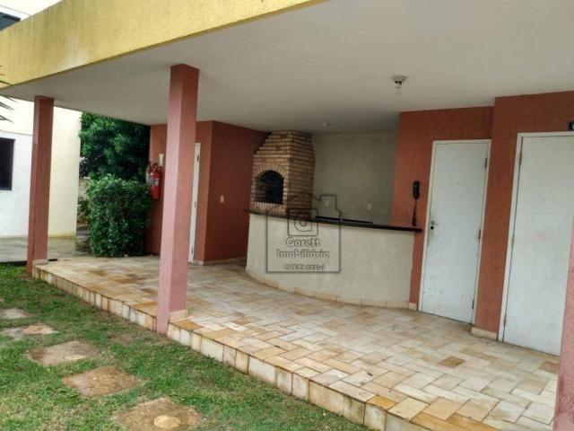 Apartamento com 3 dormitórios à venda, 72 m² por R$ 180.000 - Nova Parnamirim - Parnamirim - Foto 11