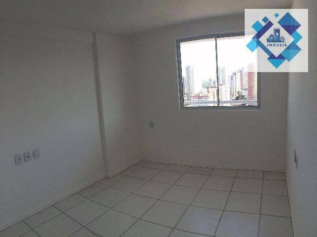 Apartamento novo 69m² no Papicu - Foto 2