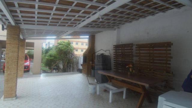 Apartamento com 2 dormitórios à venda, 100 m² por R$ 130.000 - Praia do Meio - Natal/RNApa - Foto 18