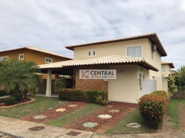 Casa residencial para venda e locação, Piatã, Salvador - CA0151. - Foto 10