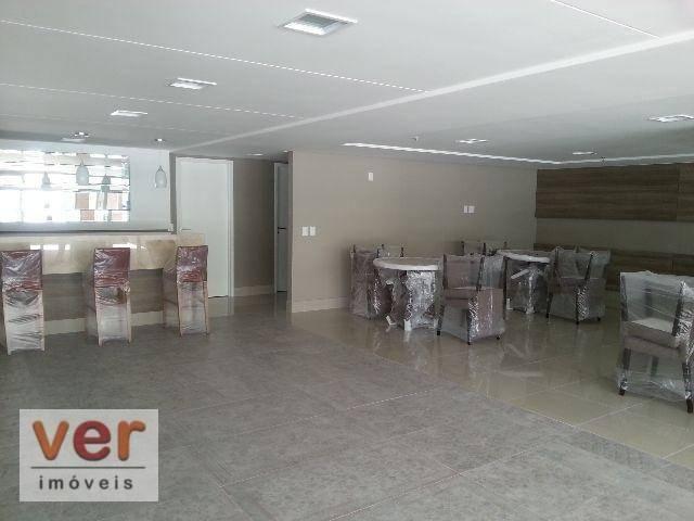 Apartamento à venda, 130 m² por R$ 1.165.398,49 - Cocó - Fortaleza/CE - Foto 6