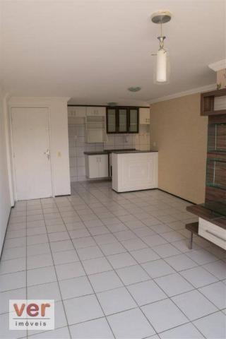 Apartamento à venda, 56 m² por R$ 260.000,00 - José de Alencar - Fortaleza/CE - Foto 3