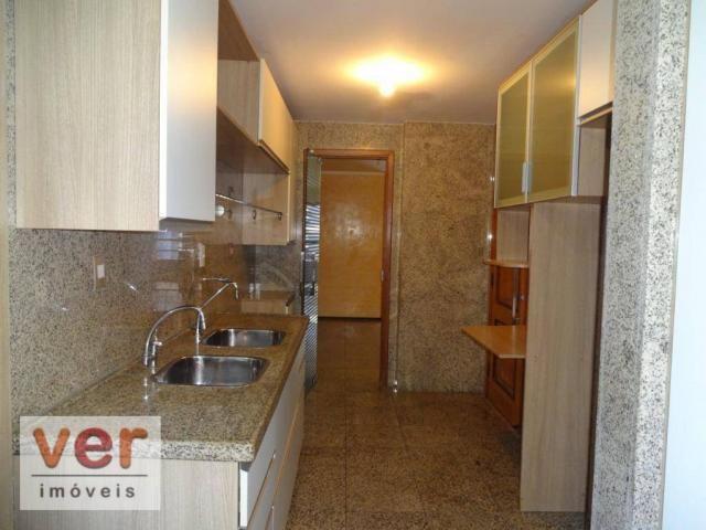 Apartamento com 2 dormitórios à venda, 115 m² por R$ 665.000,00 - Meireles - Fortaleza/CE - Foto 14