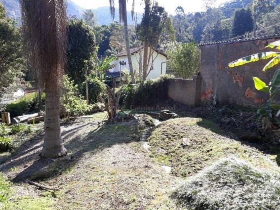 Terreno residencial à venda, Parque do Imbui, Teresópolis.