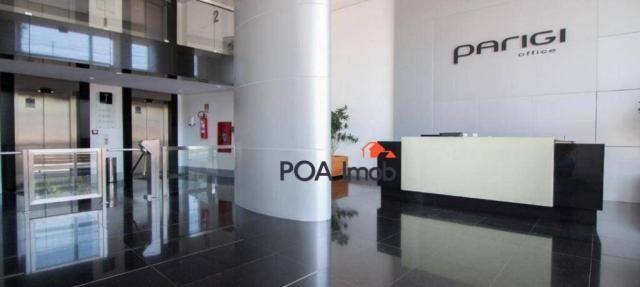 Sala comercial mobiliada no Parigi Business, Boa Vista, Porto Alegre - Foto 2
