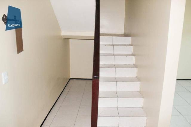 Casa para alugar, 400 m² por R$ 2.200,00/mês - Engenheiro Luciano Cavalcante - Fortaleza/C - Foto 11