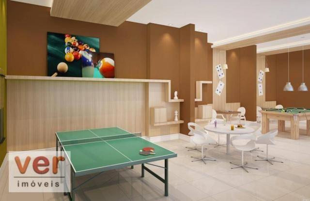 Apartamento com 3 dormitórios à venda, 80 m² por R$ 599.000,00 - Cambeba - Fortaleza/CE - Foto 16