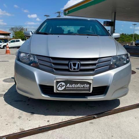 Honda City Blindado Extra