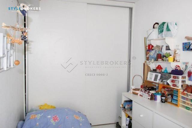 Casa no Condomínio Canachuê com 3 dormitórios à venda, 67 m² por R$ 250.000 - Jardim Santa - Foto 11