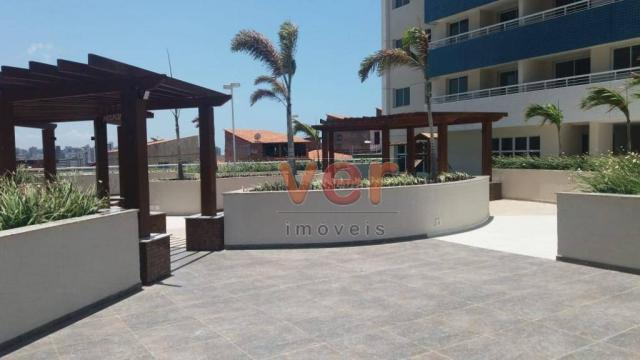 Apartamento para alugar, 61 m² por R$ 1.600,00/mês - Dunas - Fortaleza/CE - Foto 14