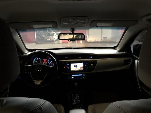 Toyota Corolla xei 2017 blindado - Foto 5