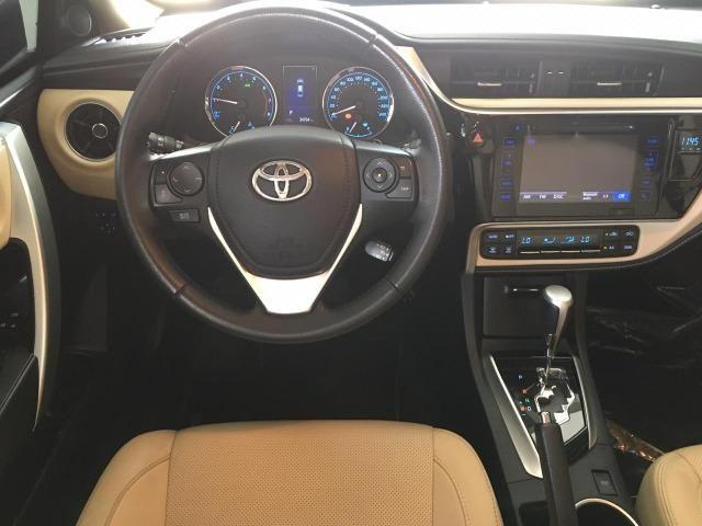 Toyota Corolla Altis - Blindado - 34mil km! - Foto 8