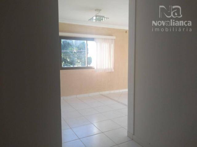 Casa com 4 dormitórios para alugar, 240 m² por R$ 1.400,00/mês - Riviera da Barra - Vila V - Foto 8