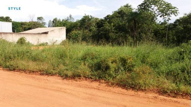 Terreno à venda, 266 m² por R$ 40.000 - Bairro São Gonçalo Beira Rio - Cuiabá/MT - Foto 2
