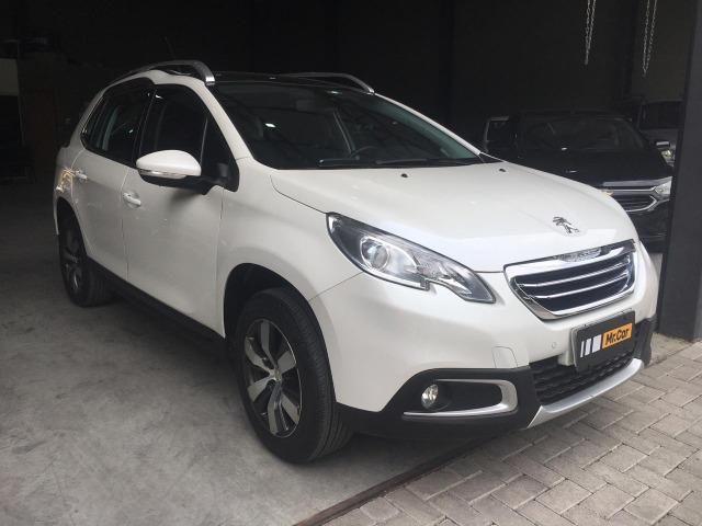 Peugeot 2008 Griffe 1.6 Automático 2016 - Foto 3