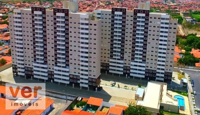 Apartamento à venda, 58 m² por R$ 280.000,00 - Passaré - Fortaleza/CE - Foto 2