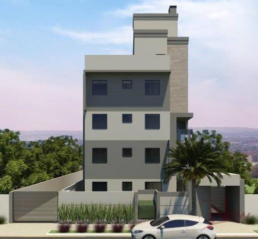 Apartamento com 03 quartos no Cidade Jardim, São José dos Pinhais