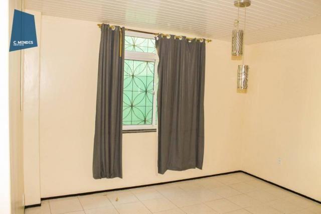 Casa para alugar, 400 m² por R$ 2.200,00/mês - Engenheiro Luciano Cavalcante - Fortaleza/C - Foto 10